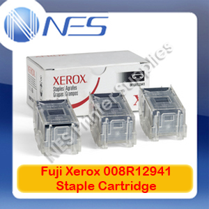 Fuji Xerox Genuine 008R12941 (3PK) Staple Cartridge for CQ8900/WC4250 Phaser 4620