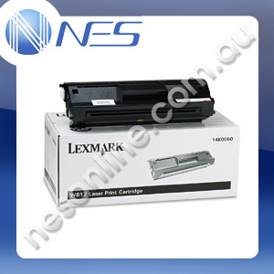 Lexmark Genuine 14K0050 High Yield Print Cartridge for Lexmark W812 [14K0050]