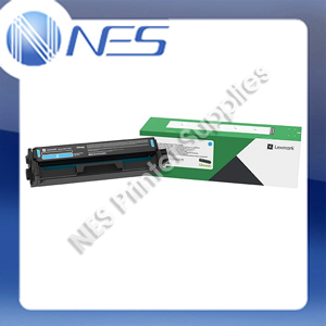 Lexmark Genuine 20N30C0 Cyan Return Program Toner Cartridge 1.5K pages for CX431 CX431adw