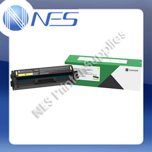 Lexmark Genuine 20N30Y0 Yellow Return Program Toner Cartridge 1.5K pages for CX431 CX431adw