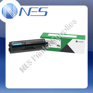 Lexmark Genuine 20N3XC0 Cyan Extra High Yield Return Program Toner 6.7K pages for CX431 CX431adw