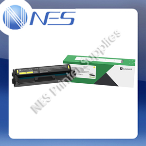 Lexmark Genuine 20N3XY0 Yellow Extra High Yield Return Program Toner 6.7K pages for CX431 CX431adw