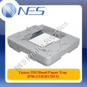 Epson 250 SHEET PAPER TRAY WorkForce PRO WP-4590/WF-5190/WF-5690 (P/N:C12C817011)