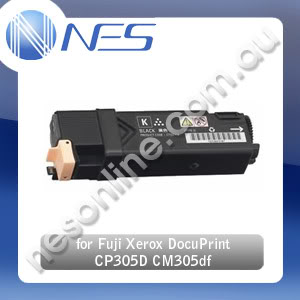 HV Compatible CT201632 Black Toner Cartridge for Fuji Xerox DocuPrint CP305D CM305DF/DPCP305D (3K Pages Yield)
