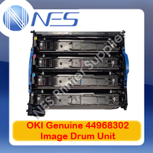 OKI Genuine 44968302 Image Drum Unit for C301dn/C321dn/MC342dnw (50K) *UNBOXED*