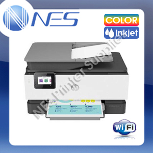 HP OfficeJet Pro 9012 All-in-One Printer with #965 INK+Duplex Scan+Wi-Fi 22PPM (RRP$321.20)