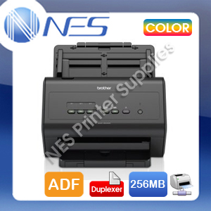 Brother ADS-3000N Sheetfed Desktop High Speed Colour Network Advanced Document Scanner+ADF+Duplexer (RRP$999)