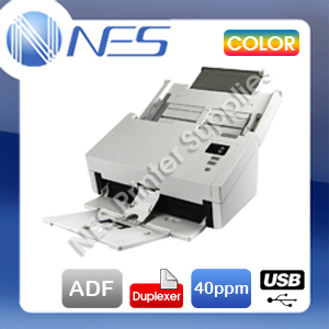 Avision AD230 A4 USB High Speed Document Scanner+Duplex+ADF+1-Yr Wty [AV3343] AD-230