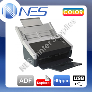 Avision AD240 A4 Color USB Document Scanner+Duplex+ADF+1-Yr Wty 60PPM [AV3266] AD-240