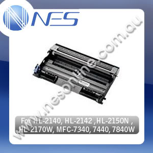 HV Compatible DR2125 Drum for Brother DCP7040/HL2140/2142/2150N/2170W/MFC7340/7440N/7840 [DR-2125]