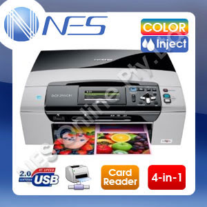 Brother DCP-395CN AIO Printer+Card Reader