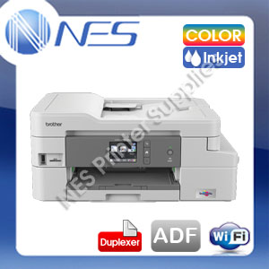 Brother DCP-J1100DW Multifunction Wireless Colour Inkjet Printer +ADF+Duplexer