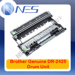 Brother Genuine DR-2425 Drum Unit for HL-L2395DW/L2710DW/L2713DW/L2710DW (12K)