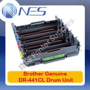 Brother Genuine DR-441CL Drum Unit for HL-L8260CDW/HL-L8360CDW/HL-L9310CDW/MFC-L8690CDW/MFC-L8900CDW/MFC-L9570CDW (50K)