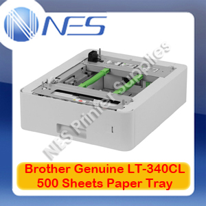 Brother Genuine LT-340CL 500x Sheets Paper Tray for HL-L8360CDW/HL-L9310CDW/MFC-L8900CDW/MFC-L9570CDW