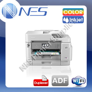 Brother MFC-J5945DW A3 Multifunction Wireless Color Inkjet Printer+ADF+Duplexer