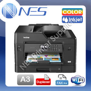 Brother MFC-J6730DW A3 Wireless Network Inkjet Multifunction Printer+FAX+ADF+Dual Tray UPC:4977766769808