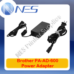 Brother Genuine PA-AD-600 240V AC Adapter Power Supply for PJ-622/PJ-623/PJ-662
