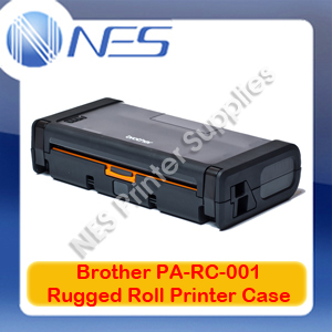 Brother Genuine PA-RC-001 Rugged Roll Printer Carry Case for PJ-722/PJ-723/PJ-762