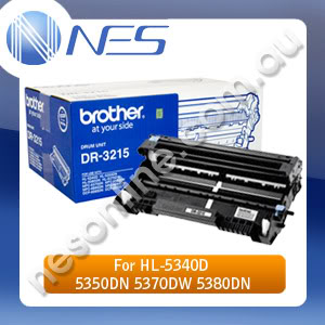 Brother Genuine DR-3215 Drum kit for Brother HL5340D 5350DN 5370DW 5380DN ***FREE SHIPPING!***