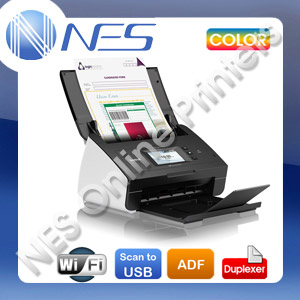 Brother ADS2600W Automatic Color Document Scanner + Duplex + ADF+ Wireless [ADS-2600W]