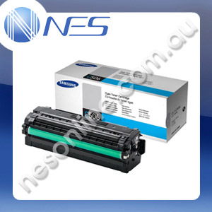 Samsung Genuine C506L CYAN Toner Cartridge for CLP680DW,680ND,CLX6260FD,6260FR,6260FW,6260ND [CLT-C506L] P/N:SU040A