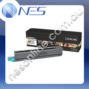 Lexmark Genuine C925H2KG BLACK High Yield Toner Cartridge for Lexmark C925DE [C925H2KG]