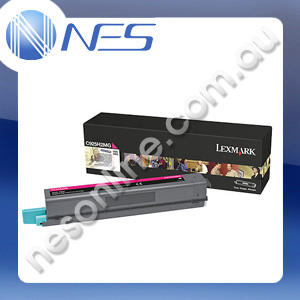 Lexmark Genuine C925H2MG MAGENTA High Yield Toner Cartridge for Lexmark C925DE [C925H2MG]