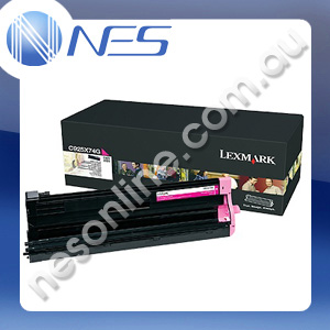 Lexmark Genuine C925X74G MAGENTA Imaging Unit for Lexmark C925DE X925DE [C925X74G]