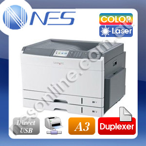 Lexmark C925de A3 Color Laser Network Printer + Duplex + Direct USB [24Z0022]