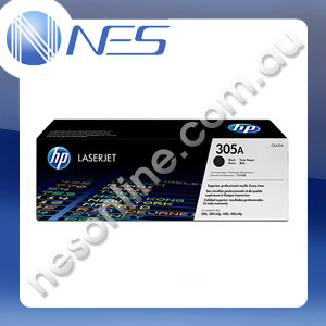 HP Genuine CE410A BLACK Toner Cartridge for M351a/M375nw/M451dn/M451dw/M451nw/M475dn/M475dw [#305A] (2.2K Yield)