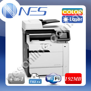 HP Color LaserJet Pro 300 M375nw 4-in-1 Wireless MFP Printer+FAX /w 305 [CE903A]