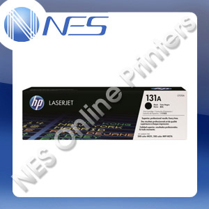 HP Genuine #131X High Yield BLACK Toner for M251n/M251nw/ M276n/M276nw 2.4K Yield [CF210X]