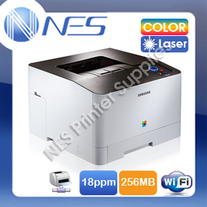 Samsung CLP-415NW Wireless Colour Laser Network Printer /w 504 Toner SC *RFB*