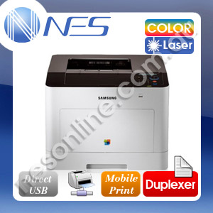 SAMSUNG CLP680ND Color Laser Network Printer+Duplexer+Mobile Printing 220GSM [CLP-680ND]