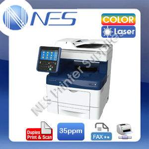 Fuji Xerox DocuPrint CM415 AP 4-in-1 Color Laser Multifunction