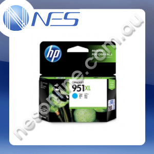 HP Genuine CN046AA #951XL High Yield CYAN INK for HP Officejet Pro 8100 N811/8100 N811a/8600 Plus N911q (1.5K Yield)