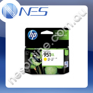 HP Genuine CN048AA #951XL YELLOW INK for HP Officejet Pro 8100 N811/8100 N811a/8600 Plus N911q (1.5K Yield)