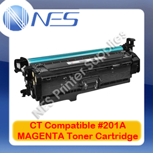 CT Compatible #201A MAGENTA Toner Cartridge for HP M252n/M252dw/M277dw [CF403A]