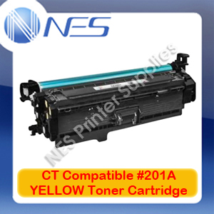 CT Compatible #201A YELLOW Toner Cartridge for HP M252n/M252dw/M277dw [CF402A]