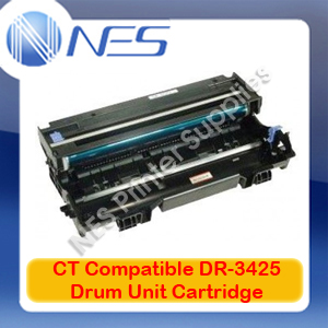 CT Compatible DR-3425 Drum Unit for Brother MFC-L6900DW/6700DW/5755DW (50K)