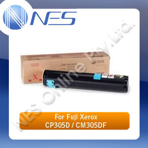 Fuji Xerox Genuine CT201633 CYAN Toner Cartridge for DocuPrint CP305D/CM305DF (3,000 Pages Yield) [CT201633] ***FREE SHIPPING!***
