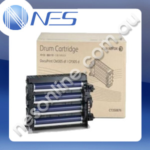 Fuji Xerox Genuine CT350876 Drum Unit for Fuji Xerox Docuprint CM305DF/CP305D [CT350876]