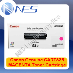 Canon Genuine CART335 MAGENTA Toner Cartridge for imageCLASS LBP841cdn/LBP843cx (7.4K) CART-335