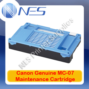 Canon Genuine MC-07 Maintenance Cartridge for imagePROGRAF iPF-700/iPF-710/iPF-720 MC07