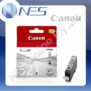 CANON Genuine CLI521 Grey Ink Cartridge for Canon MP980 MP990 Printer [CLI-521Gy]