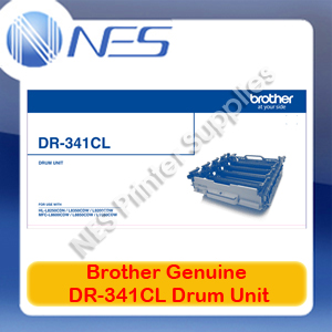Brother Genuine DR-341CL Drum Unit for HL-L8250CDN/L8350CDW/L9200CDW/L8600CDW (25K)