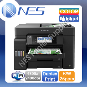 Epson Workforce Eco-Tank Pro ET-5800 Multi-Function Printer [C11CJ30501]