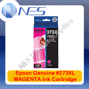 Epson Genuine #273XL MAGENTA High Yield Ink Cartridge for XP-820/XP-800/XP-720/XP-710/XP-700/XP-620 (T275392)
