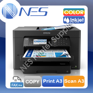 Epson WorkForce WF-7845 4in1 A3 Inkjet Wireless Printer+Double Scan C11CH67502